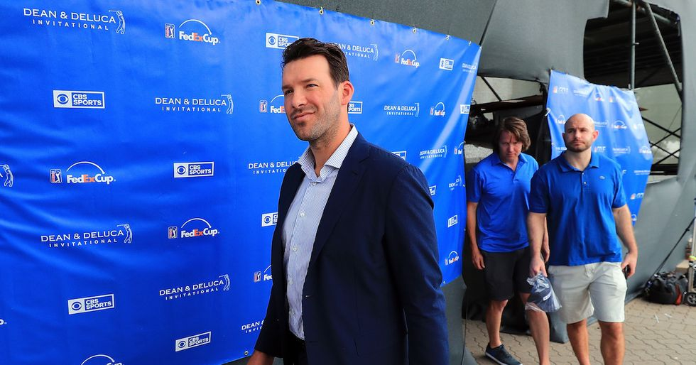 Tony Romo Is Changing The Broadcast Game With His Amazingly Accurate Play Predictions