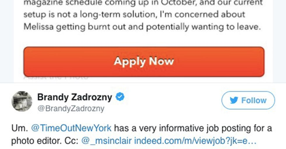 A Company Accidentally Posted A Hilariously Honest Version Of A Job Listing