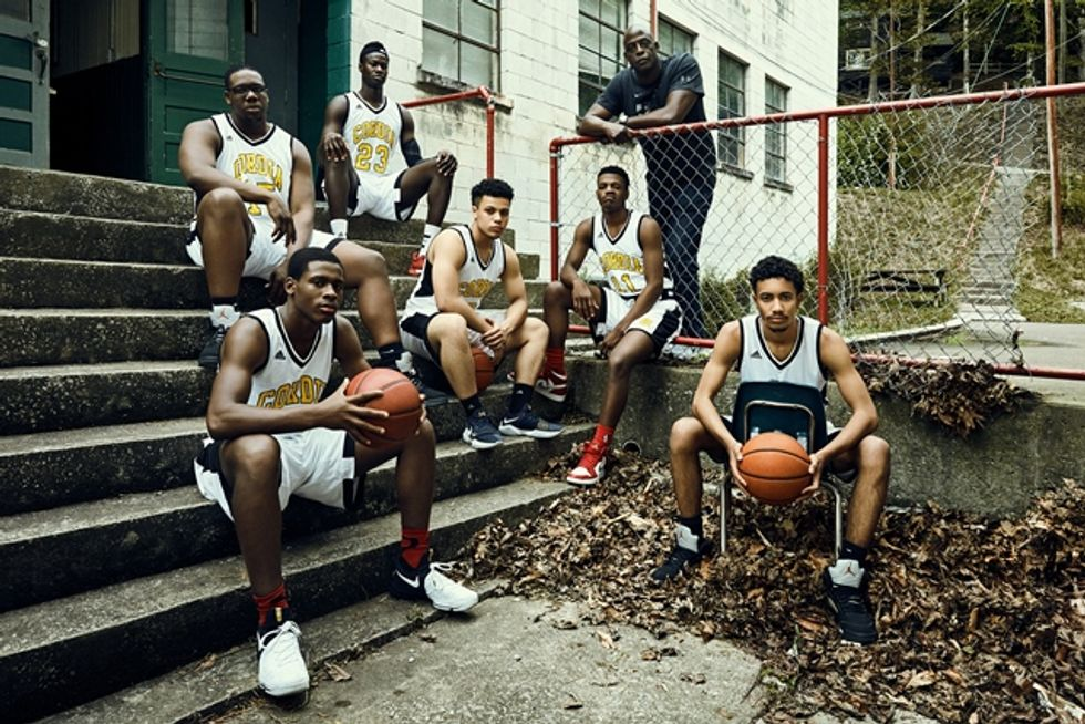 Powerful New Docuseries Tackles Race And Basketball In Kentucky