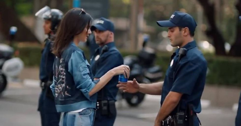 Kendall Jenner Opens Up About Her Disastrous Pepsi Ad