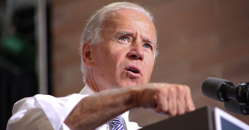 Biden Offers A Heartfelt Plea To Obama's Former Employees Who Now Work Under Trump