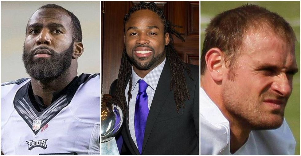 Eagles Players Lobby Pennsylvania Lawmakers For Criminal Justice Reform