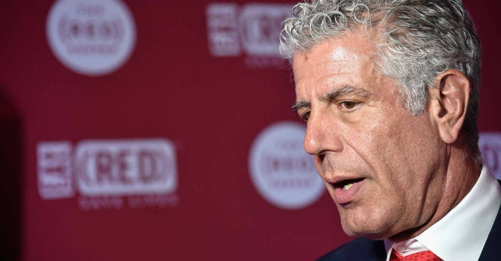 Post-Weinstein, Anthony Bourdain Wanted To Know Why So Many Women Didn't Think Of Him As An Ally