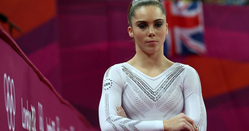 Olympic Star Gymnast McKayla Maroney Says She Was Molested By A Team USA Doctor