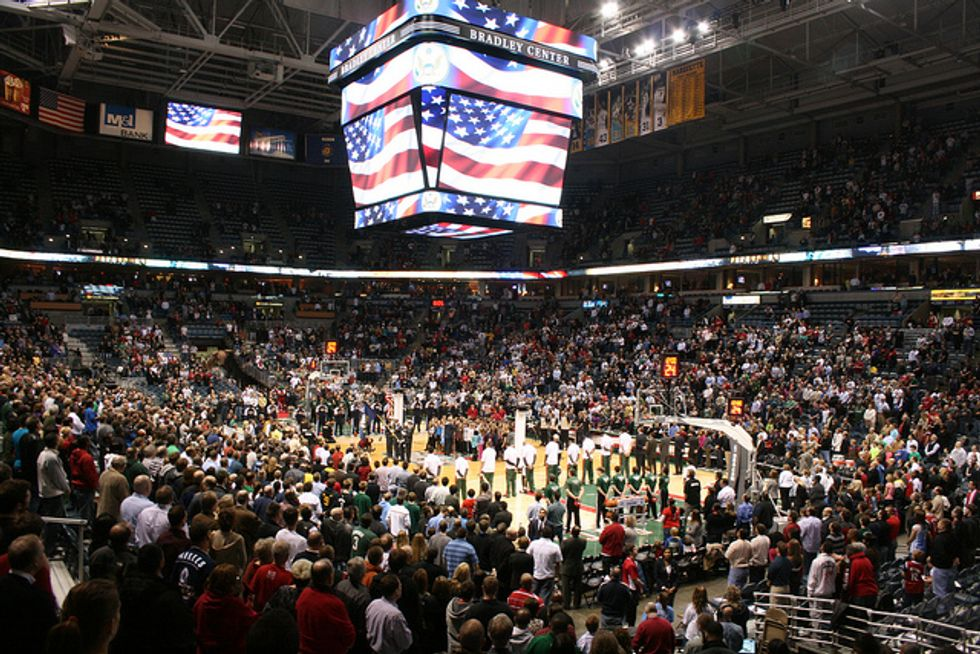 The NBA Is Bracing Itself For Possible Protests