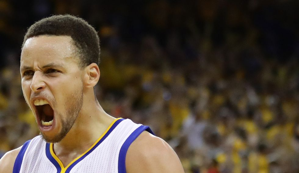 NBA Star Steph Curry Was Quick To Respond After Learning He's Mentioned In The GOP's Tax Plan