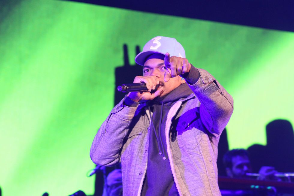 Here's Why Chance The Rapper Showed Up At A Chicago City Council Meeting