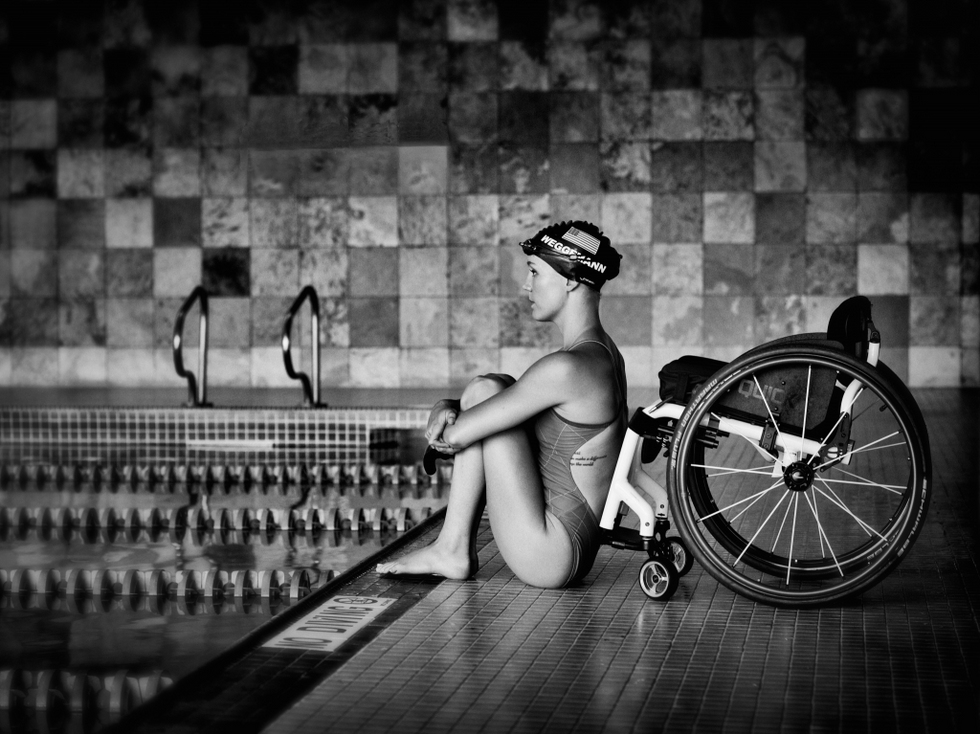 Paralympic Gold Medalist's Thoughts On The Power Of Sports