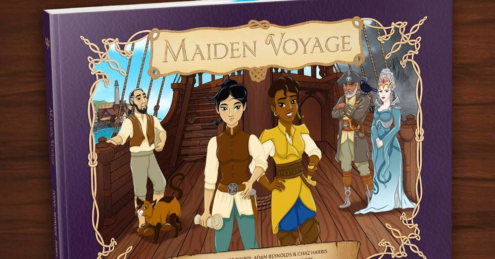 George Takei And Sir Ian McKellen Think This Lesbian Love Story Is Perfect For Kids. And They're Right.