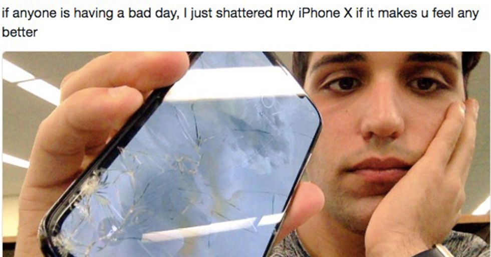 Early Buyers Are Already Sharing Stories Of Shattered $1,000 iPhones