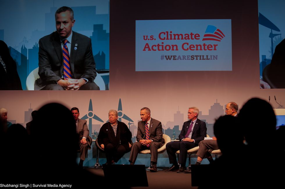 A Band Of Rogue Politicians And Citizens Are Teaming Up To Defeat Climate Change Without Trump
