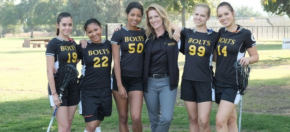New Series 'Versus' Highlights How Girls Stick Together On And Off The Field