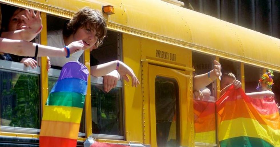 California Becomes The First State To Approve LGBTQ-Inclusive History Books For Its Schools