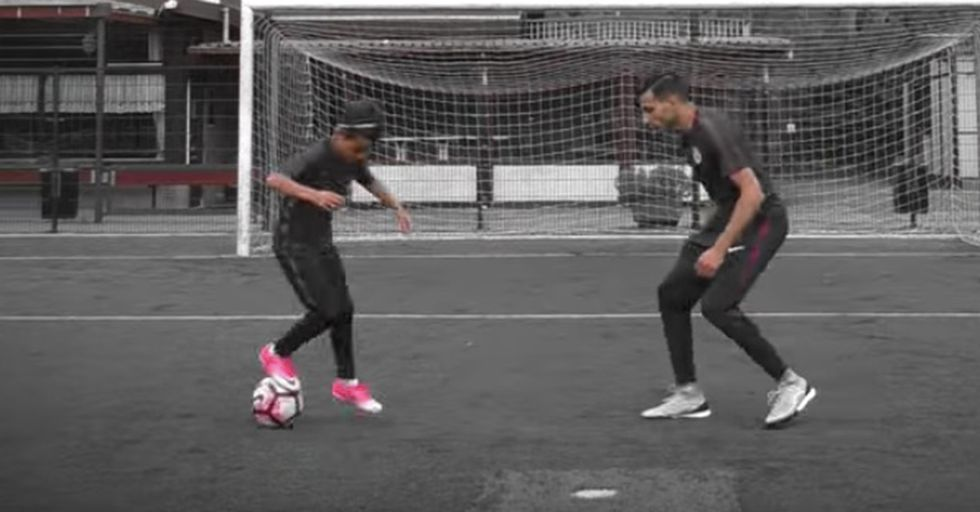 This Soccer Prodigy Is So Gifted, He Was Signed Professionally At Age 7