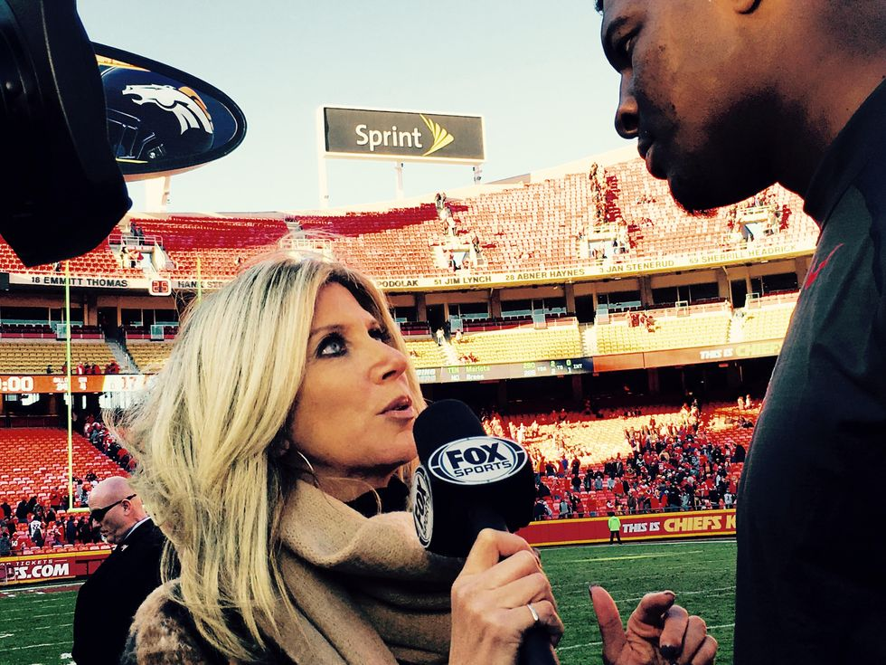 A Training Camp That Arms Female Broadcasters For The World Of Sports