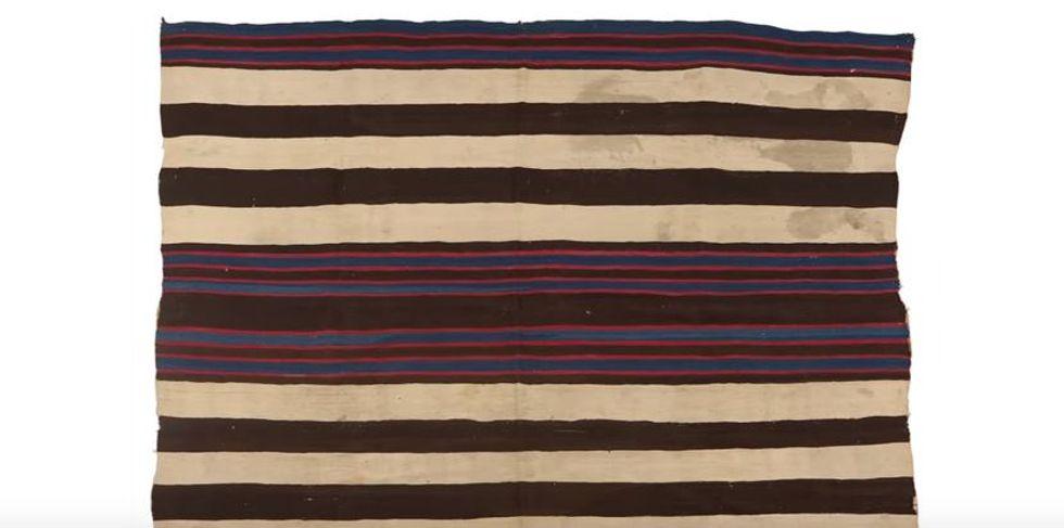 Navajo Blanket For 1 5 Million