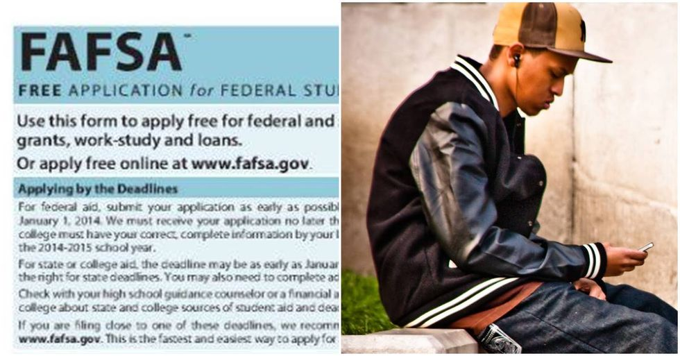 The Department Of Education Is Developing A Mobile App For FAFSA Submissions