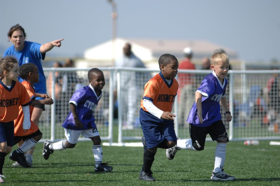 Four Ways Youth Sports Can Combat Racism