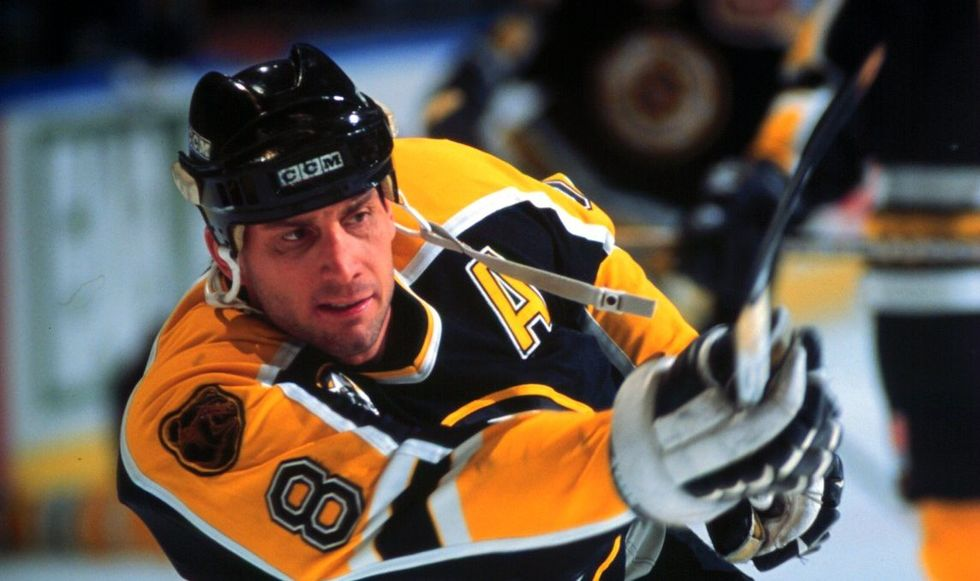 Hockey Legend Cam Neely On Youth Sports, Leadership, And Giving Back To The Cancer Community
