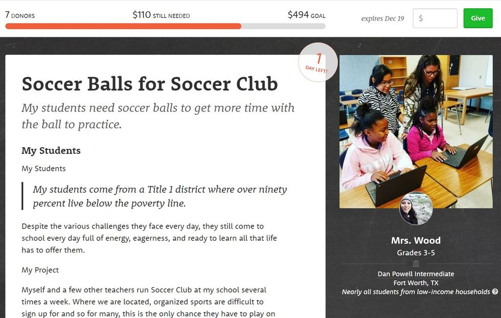 Worthy Cause Countdown: One Day Left To Save This School's Soccer Program
