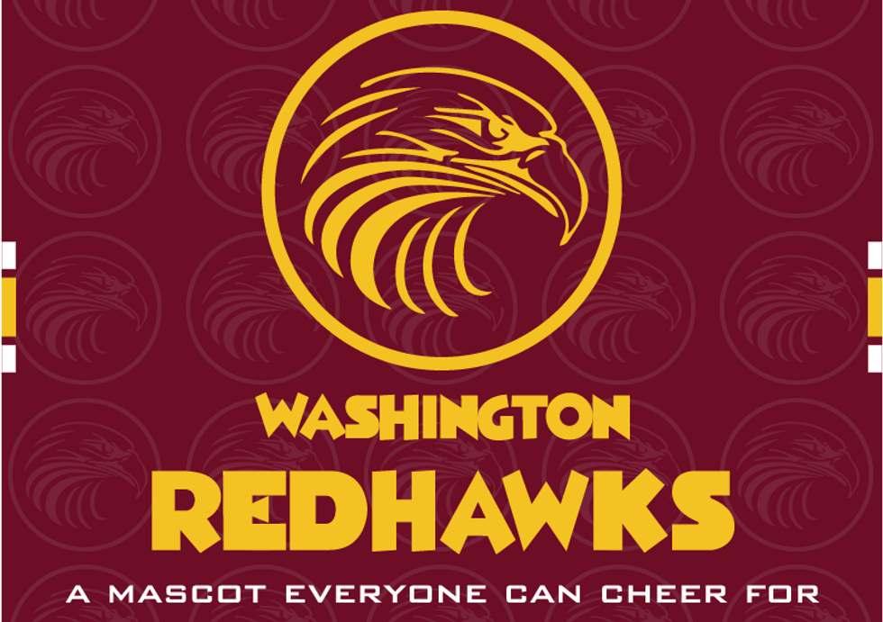 Activists Use Expert Prank To Show Redskins How Easy It Would Be To Change Racist Name