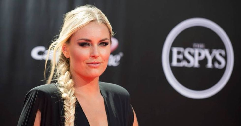 U.S. Olympic Skier Lindsey Vonn Opens Up About What Happened After She Criticized Trump