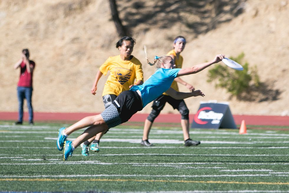 Ultimate Frisbee Faces A Growing Gender Battle