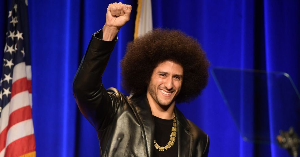 Colin Kaepernick Is Completing His $1 Million Pledge To Help Fight For Social Justice
