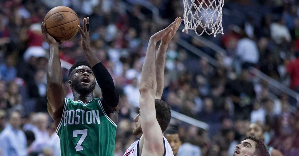 Celtics Star Jaylen Brown Speaks Out About Donald Trump And Racism