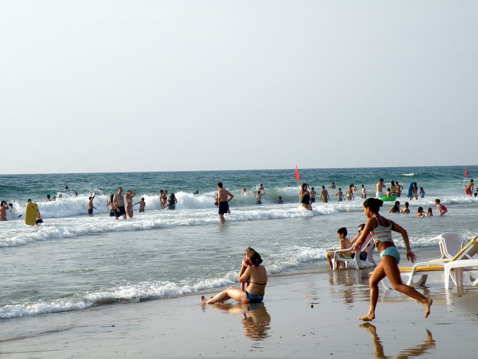 Israel Has Tapped Into The Sea To Relieve Severe Drought