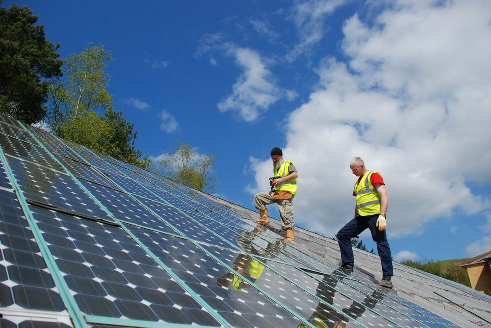 Most Of The U.K.'s Power Now Comes From Alternative Energy