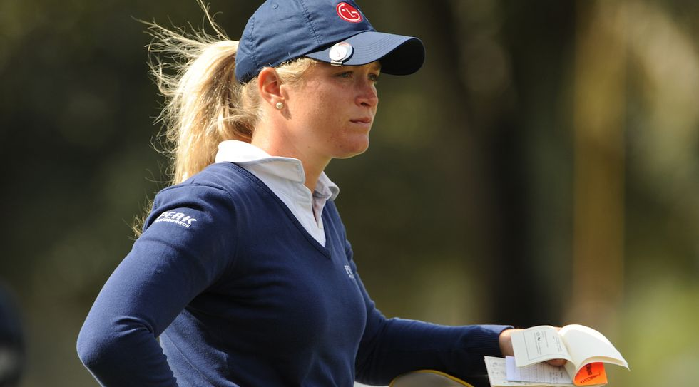 An LPGA Tour Member And Frequent Trump Golf Partner Confirms 'He Cheats Like Hell'