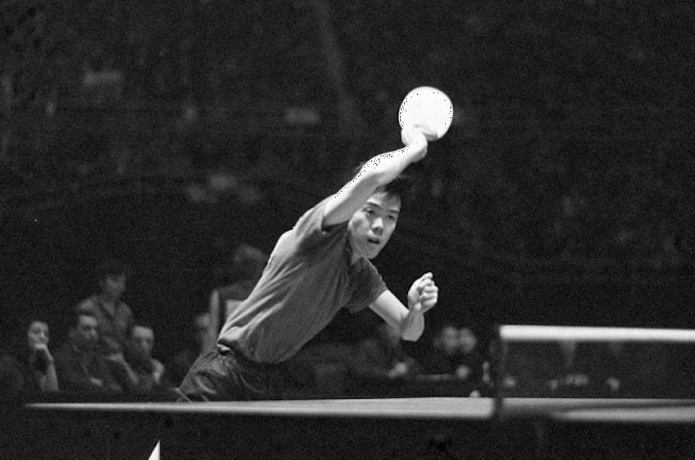 How A Ping-pong Game Helped End The Cold War