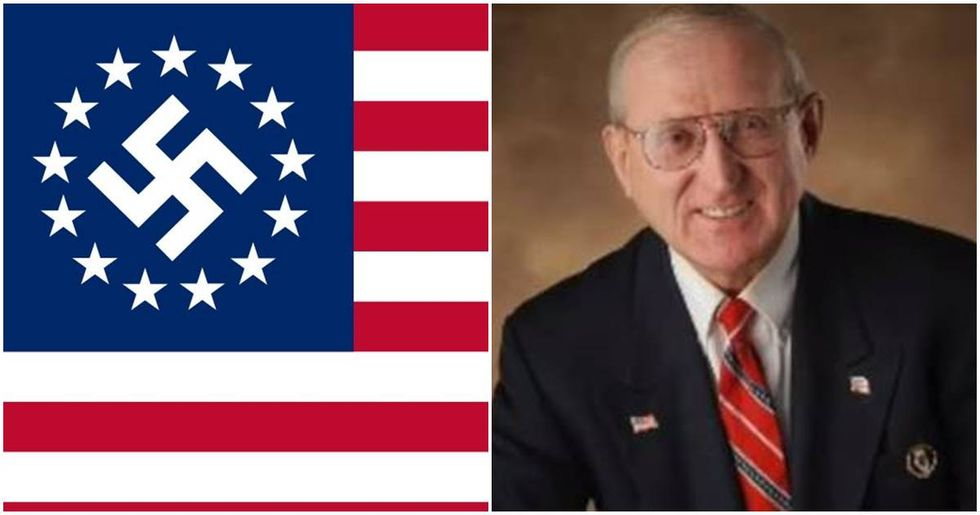 Republican Party Nominates The Former Head Of The American Nazi Party For Congress