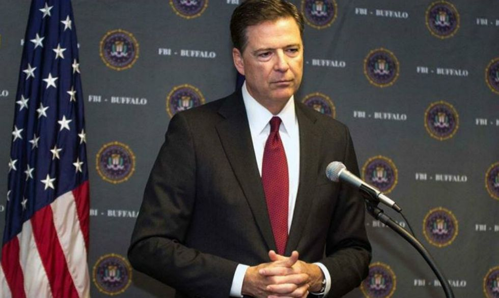 New Emails Reveal How The FBI Really Reacted When Trump Fired James Comey