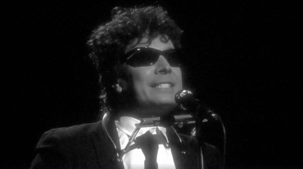 Jimmy Fallon Channels Bob Dylan To Remind The World Times Are Still A-Changin'