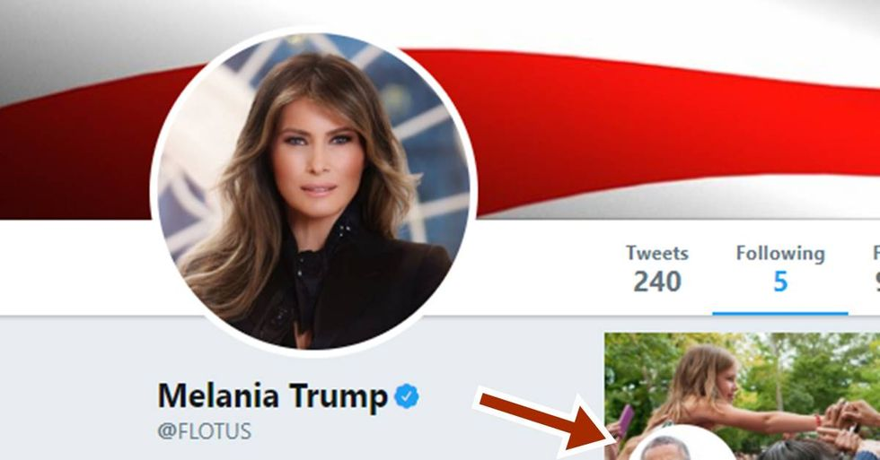 Jimmy Kimmel Wonders Why Melania Trump Follows Barack Obama On Twitter