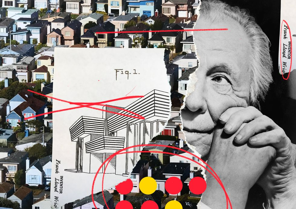 How Frank Lloyd Wright Could Solve The Urban Design Challenges Of Today