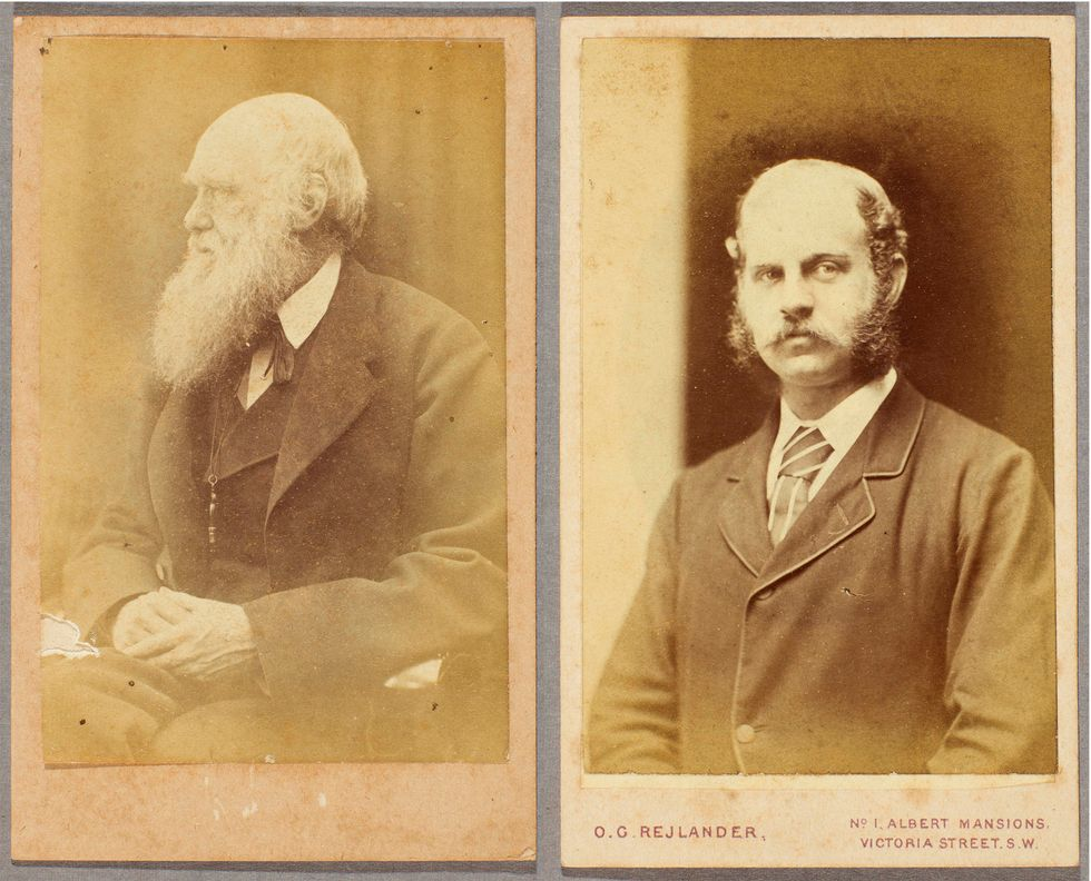 Darwin's Family Circle Revealed In A Newly Acquired Photo Album