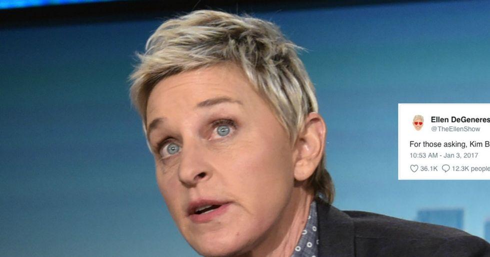 Celebrity booted from Ellen's show after making homophobic remarks.