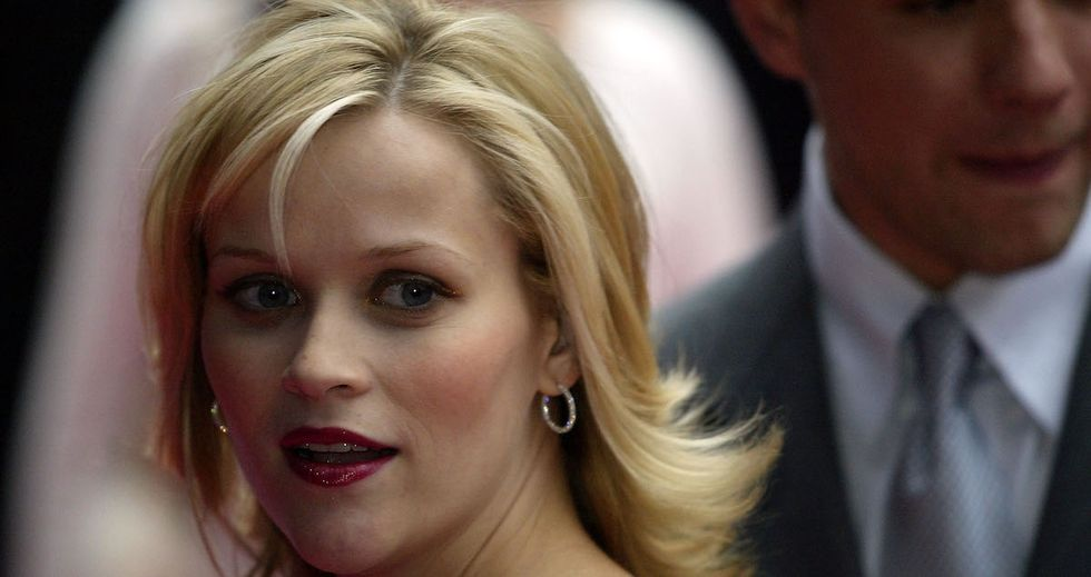 Reese Witherspoon Opens Up About Escaping An Abusive Relationship