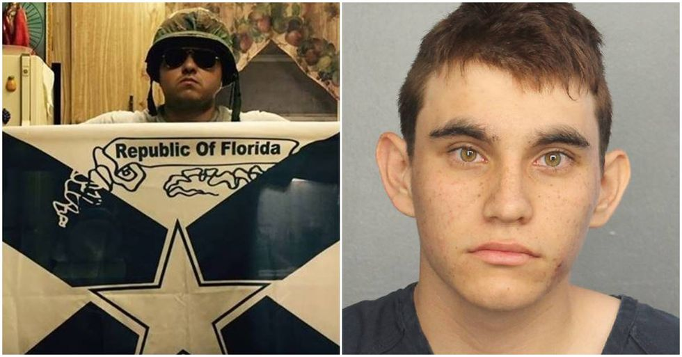 Florida School Shooting Suspect Believed To Have Ties To A White Supremacist Group
