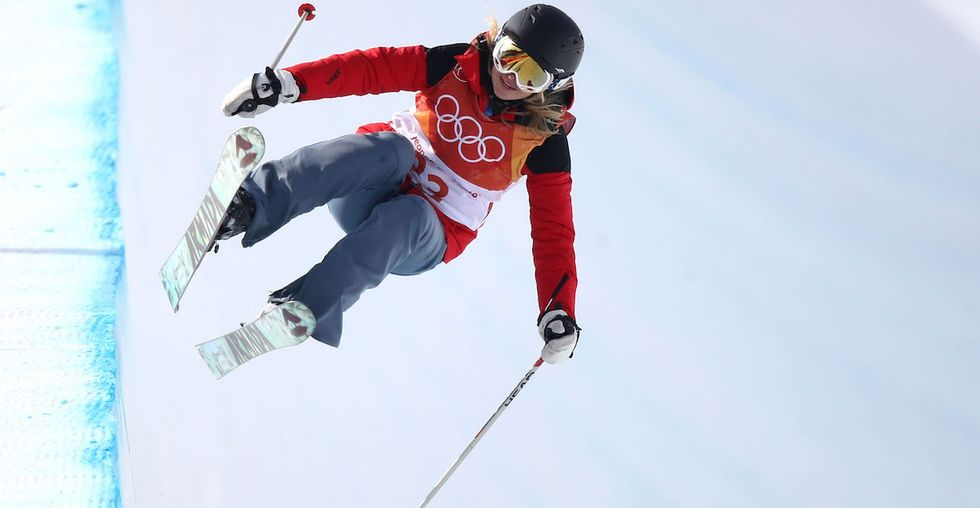 The Way This Skier Ended Up In The Olympics Has Sparked Controversy