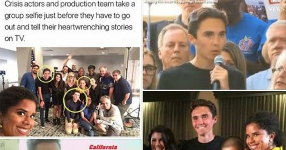 YouTube's Top Trending Video Accused A Parkland Student Of Being A Paid Actor