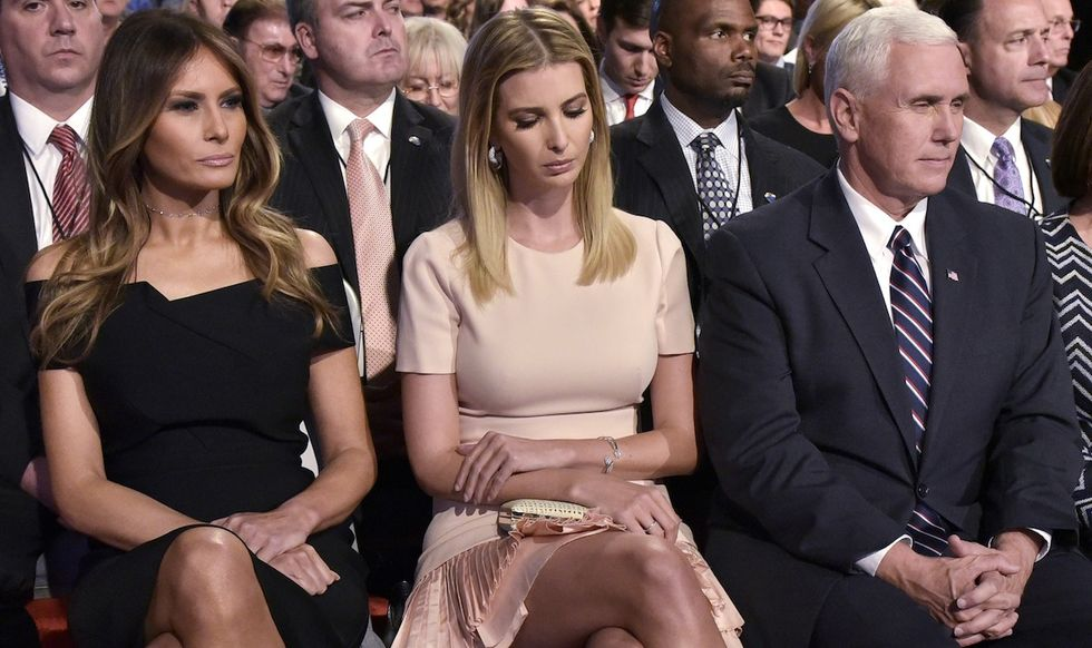 Ivanka Trump Believes It's 'Inappropriate' To Be Asked About Her Father's Alleged Sexual Misconduct