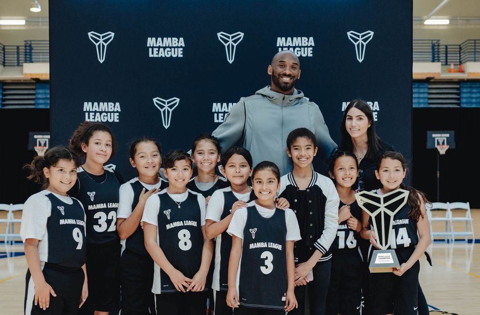 In Kobe Bryant's Youth League, Everyone Learns 'Mamba Mentality'