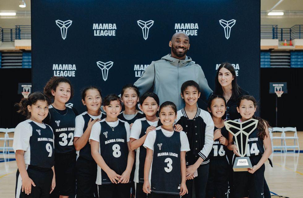 In Kobe Bryant's Youth League, Everyone Learns 'Mamba Mentality'