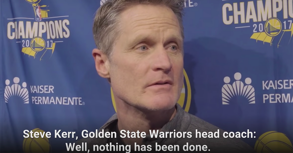 NBA Coach Claims The Government Doesn't Care 'That Children Are Being Shot To Death'