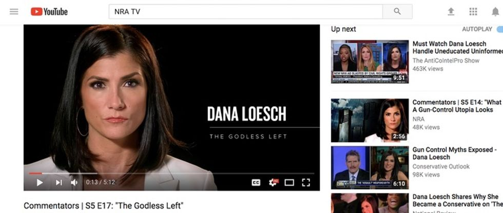 A Scholar Watched NRA TV For 6 Months So You Wouldn't Have To