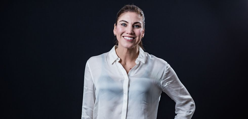 What's Next for U.S. Soccer? Teamwork, Says Hope Solo